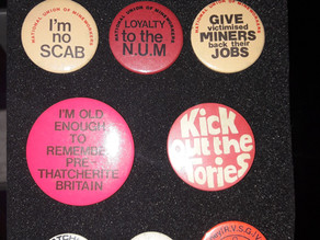Object of the Week - Satirical Badges
