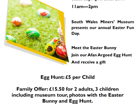 Easter Fun Day At SWMM