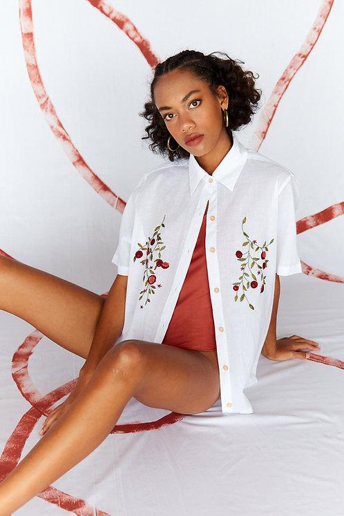 Camisa Off White Romã