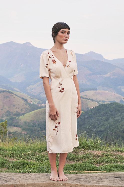 Vestido Vinagreira