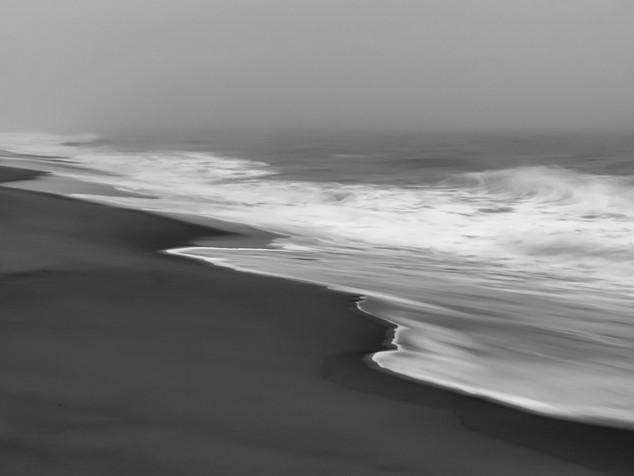 meandering shoreline