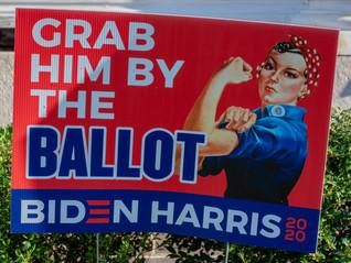 grab him by the ballot