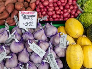 Seattle produce