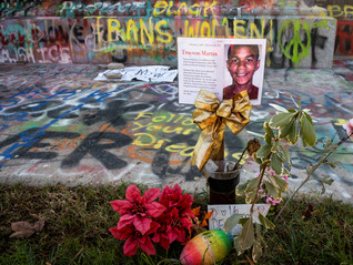 Trayvon memorial
