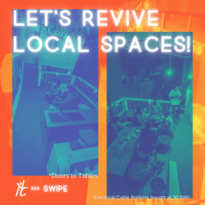 Let's Revive Local Spaces!