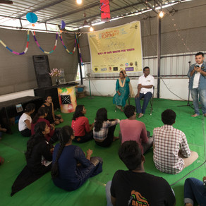 Introducing India to Youth Cafes!