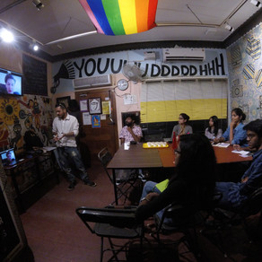 Youth themed Cafes- a study by Indian Youth Cafe ( Low-cost/Ultra low-cost pop-up cafes )- A pre-sol