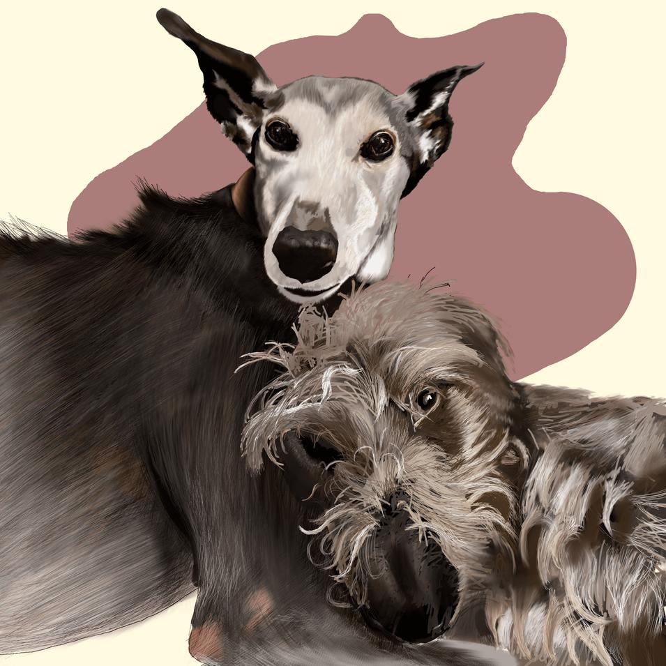 Bramble and Ralph