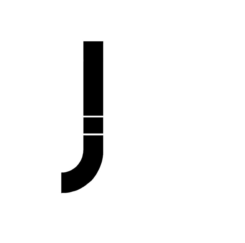 Jay Reigns Music Logo Monochrome