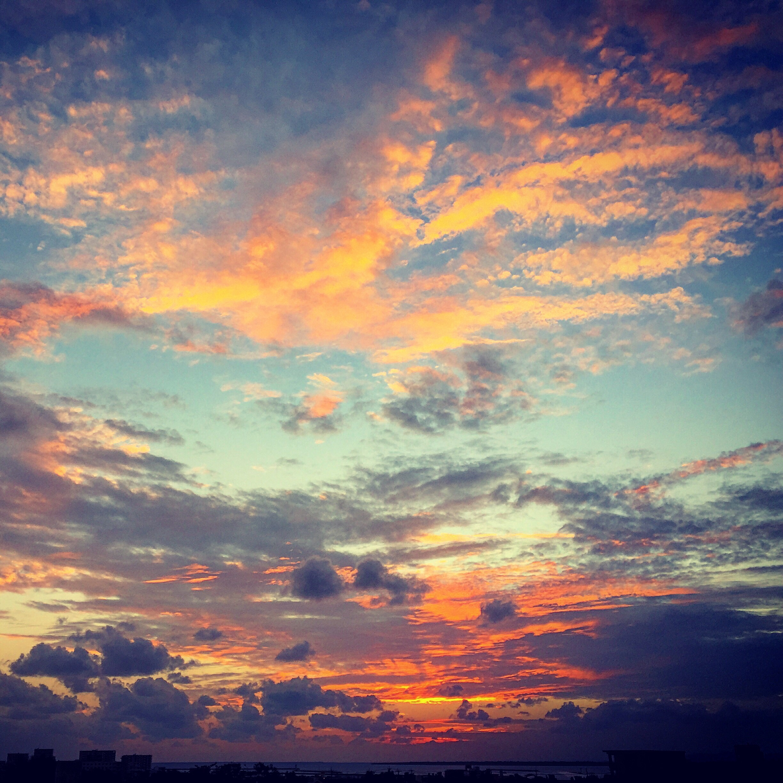 あの日の夕陽