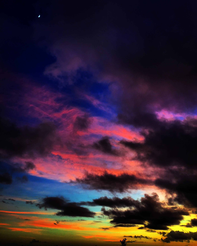 夜の虹 マジックアワー