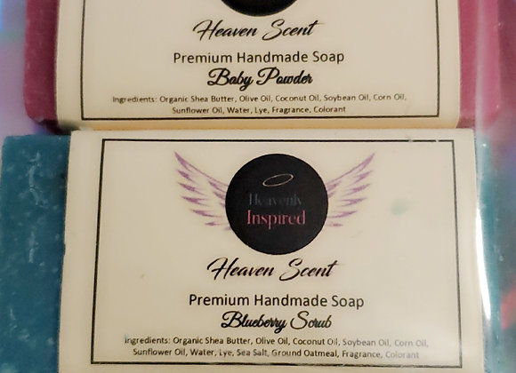 Travel Size Cleansing Bar Soap Packs