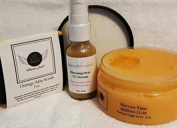 Harvest Time (Citrus) Skin Care Bundle