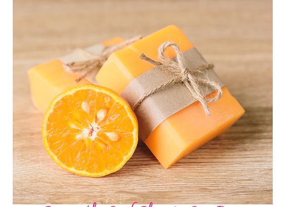 Orange Aloe Cleansing Bar