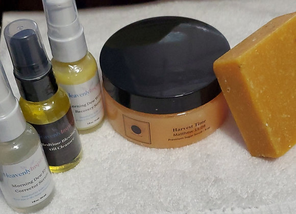 Harvest Time (Citrus) Skin Care Bundle