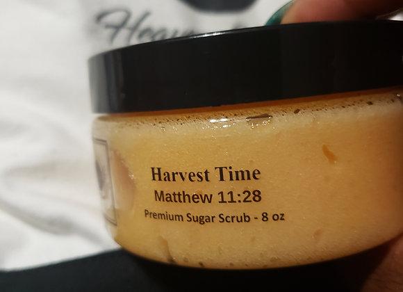 Harvest Time Sugar Scrub