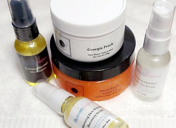 Sweet Georgia Peach Skincare Bundle