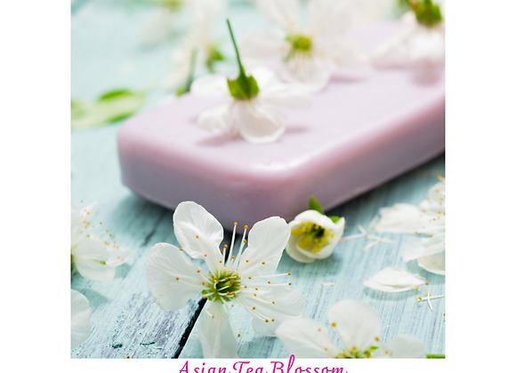 Asian Tea Blossom Cleansing Bar Soap