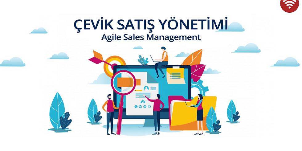 Çevik Satış Yönetimi - Agile Sales Management