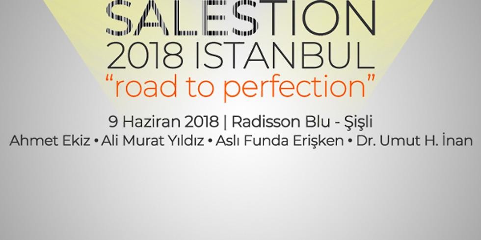 Salestion 2018 İstanbul