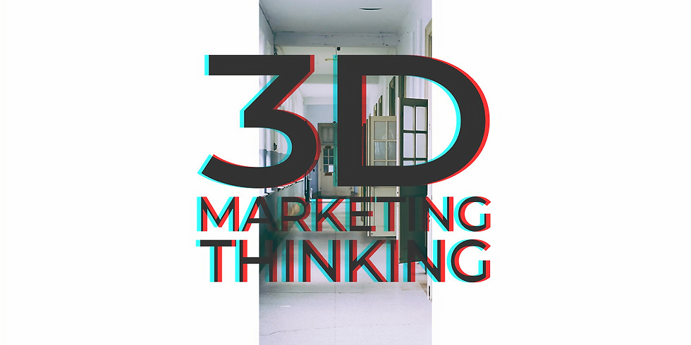 3D Marketing Thinking