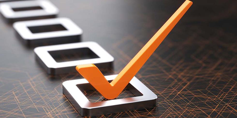 Etkin Satış İçin Hayati Kontrol Listeleri