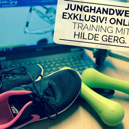 Online Training mit Hilde Gerg