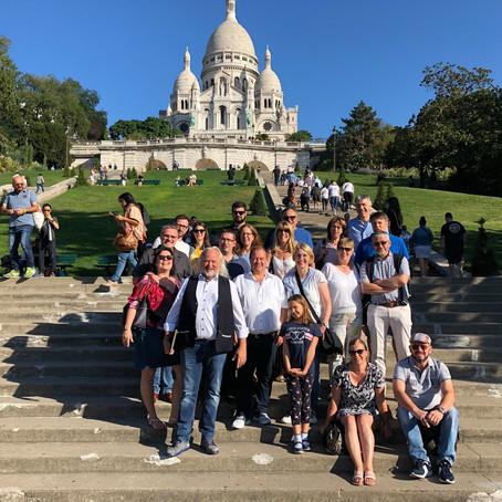 Jahresreise - PARIS