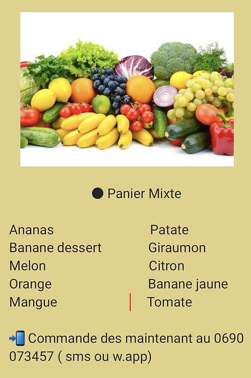 PANIER MIXTE