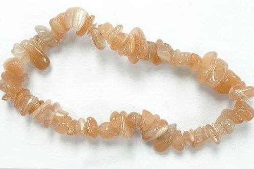 Bracelet en pierre du soleil