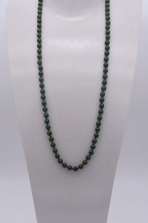 Collier en jade taïpei