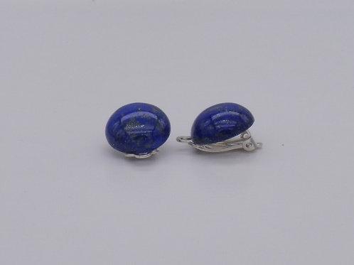 Clip en lapis lazuli