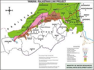 Yamuna Rajasthan Link Canal