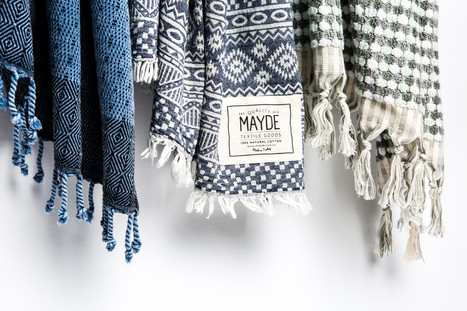 Mayde Turkish Towels