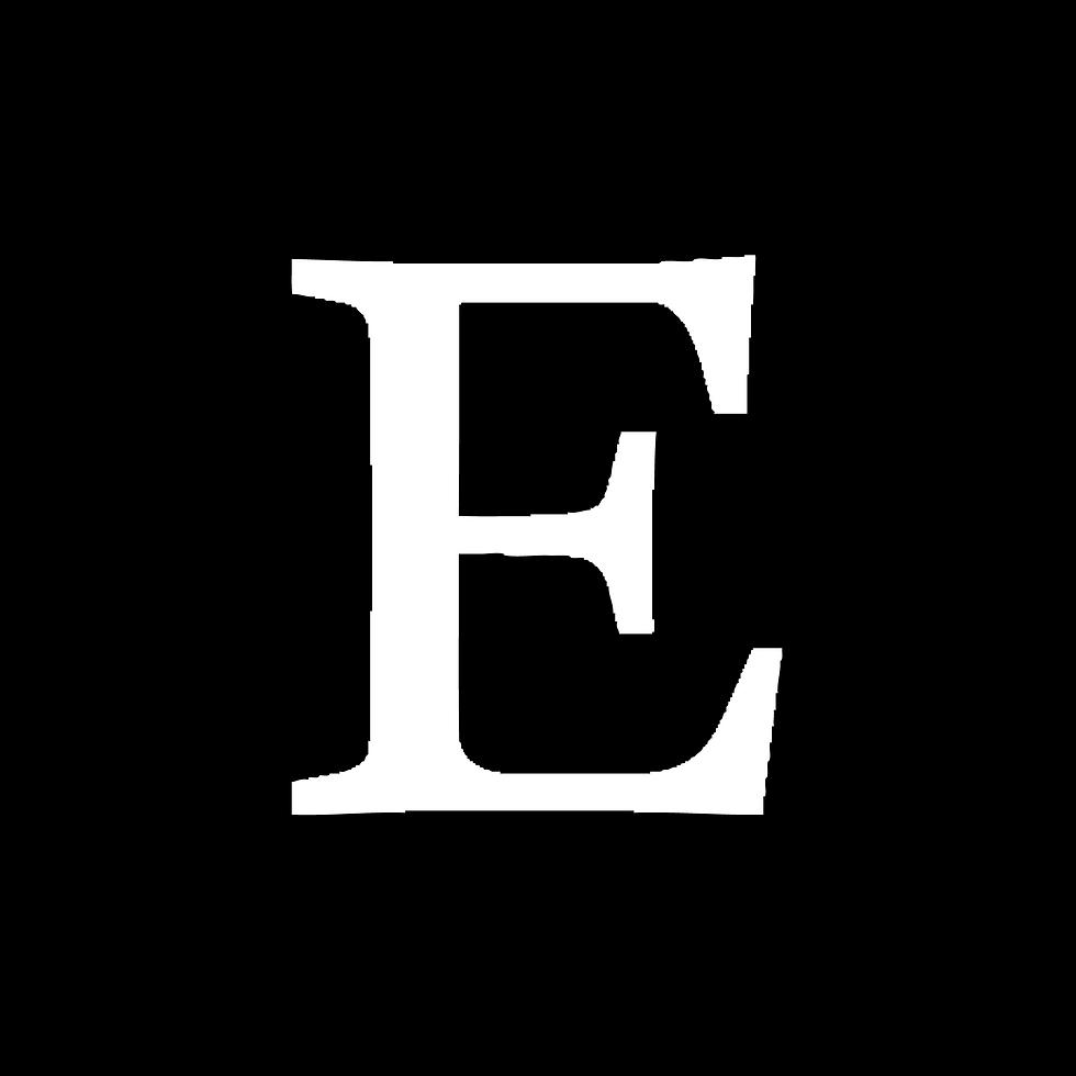 Black Etsy Icon