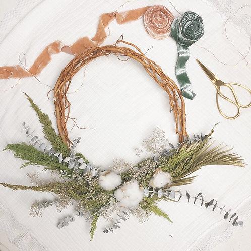 Handwoven Vine Wreath