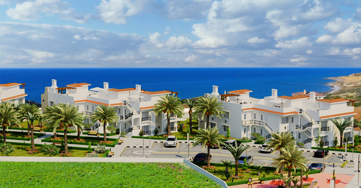 beachfront luxury apartment for sale in