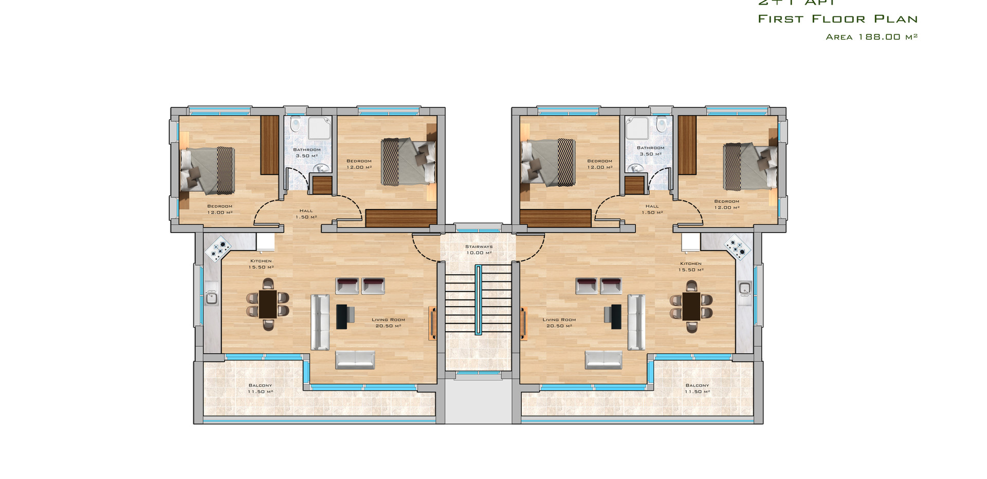 2+1 Apt  first floor plan.jpg