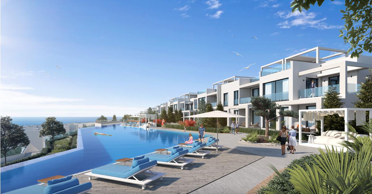beach front villa for sale in north cypr