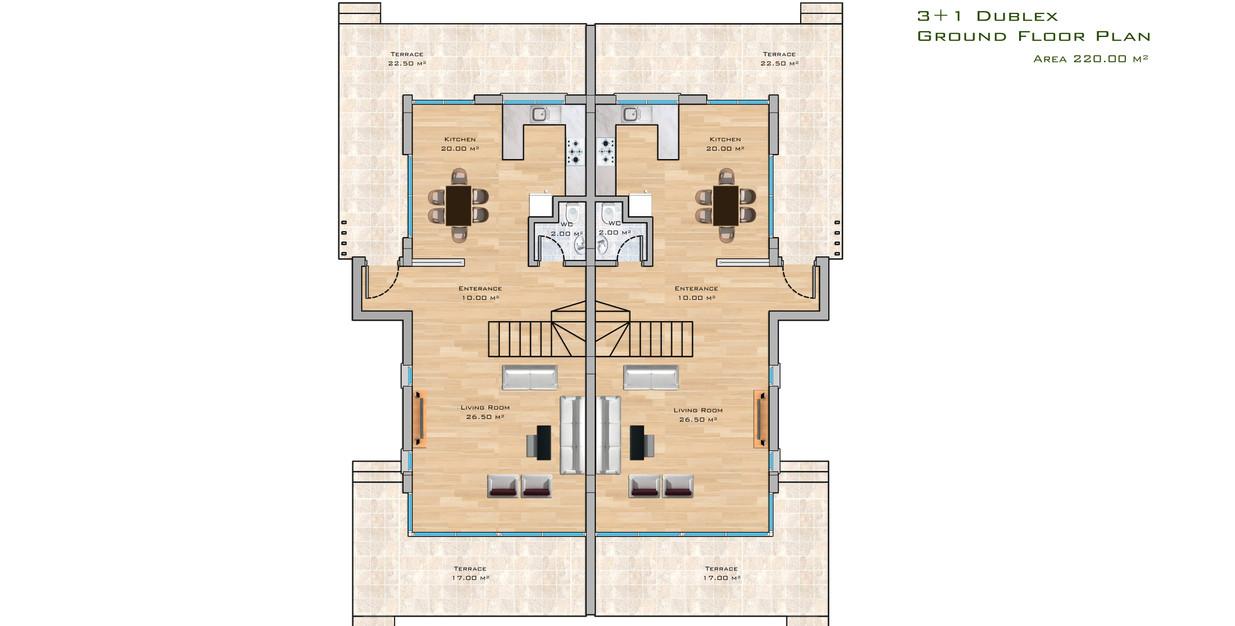 3+1 Dublex ground floor plan.jpg