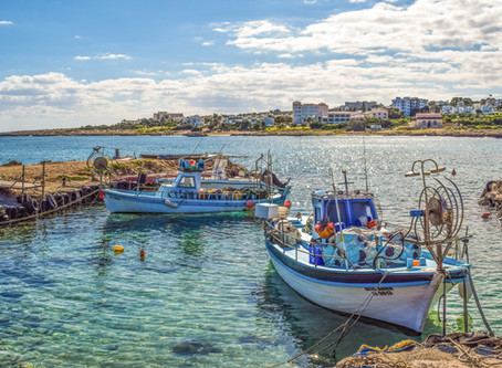 Mihin kova kalamies suuntaa saarella?