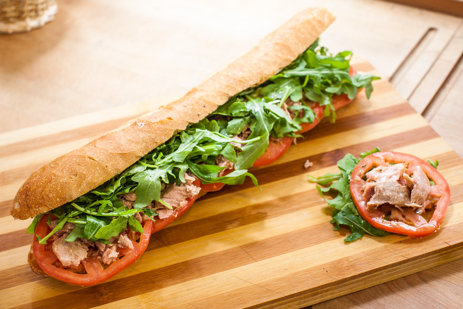 Amalfi Sandwich