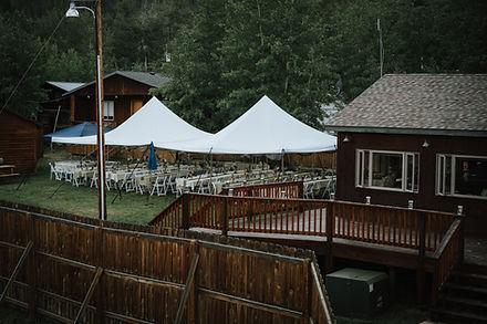 Albany Lodge wedding venue in Albany Wyoming