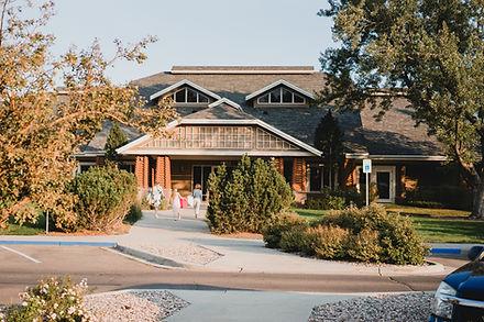 Kiwanis community center wedding venue near Cheyenne Wyoming