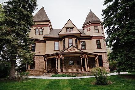 Ivinson Mansion wedding venue near Laramie Wyoming