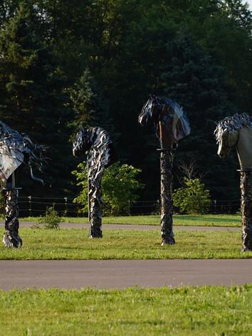 Deborah Ann Mitchell, Sculptor