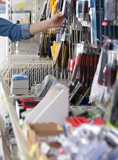 vacancy of retail store