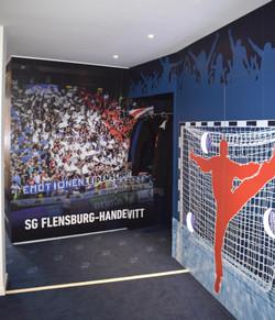 SG Flensburg-Handewitt Büro