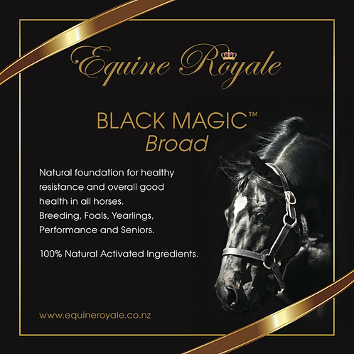 BLACK MAGIC™ Broad 2 Kg Stand Up Pouch