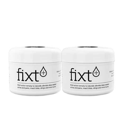 fixt Cream Gel 125ml x 2